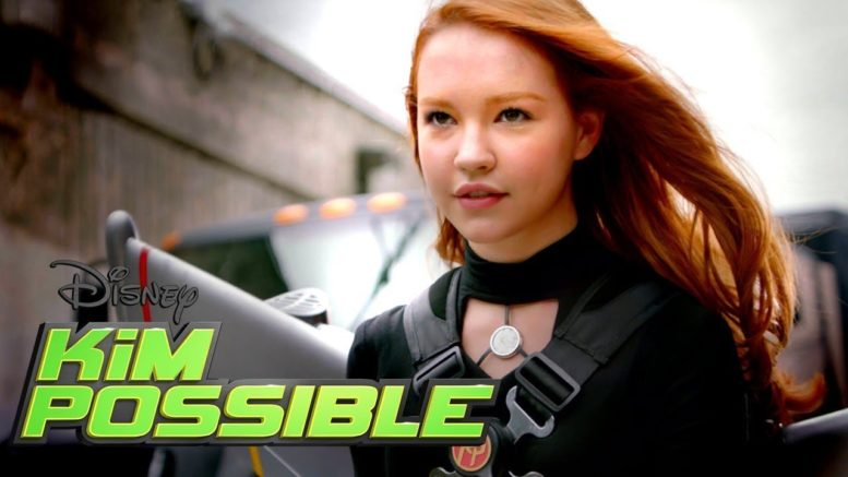 Kim Possible Sansürsüz Full İndir