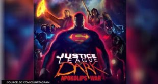 Justice League Dark: Apokolips War Sansürsüz Full İndir